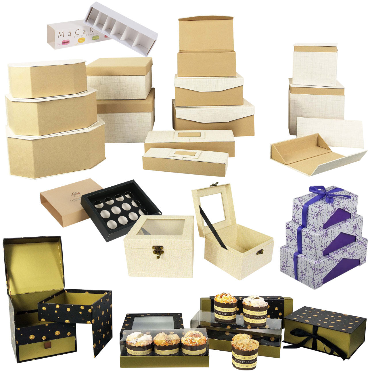 Wald Imports Special Order Gift Boxes for all Occasions
