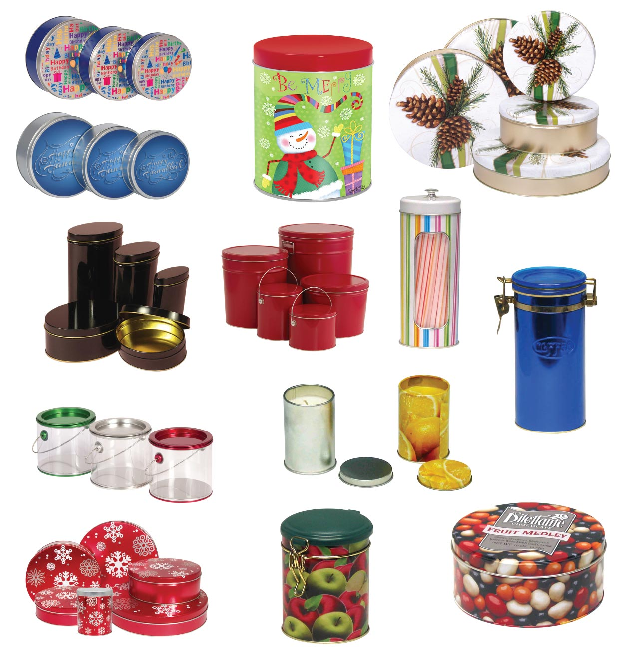 Wald Imports Special Order Tins