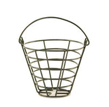 Metal Golf Ball Bucket-Wald Imports