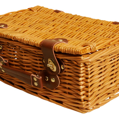 Picnic Basket Willow-Wald Imports
