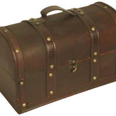 "11"" Dark Wood Trunk-Wald Imports"