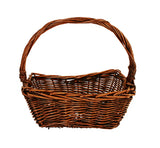 "10.5"" Rectangular Willow Basket-Wald Imports"