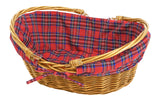 "17"" Plaid Cloth Liner-Wald Imports"