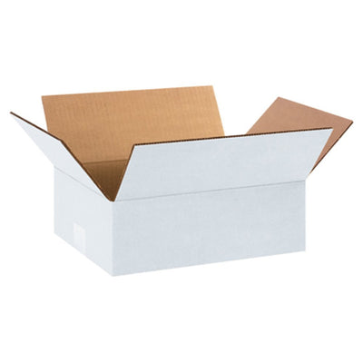 5-Ply Corrugated Shipping Box, Small-Wald Imports