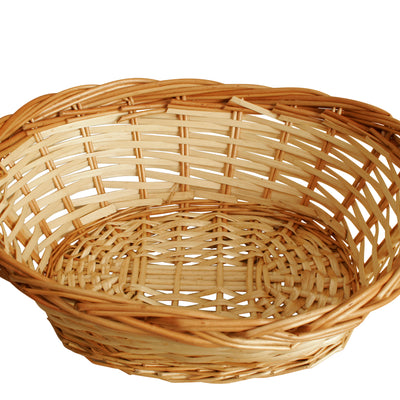 "14"" Willow Basket-Wald Imports"