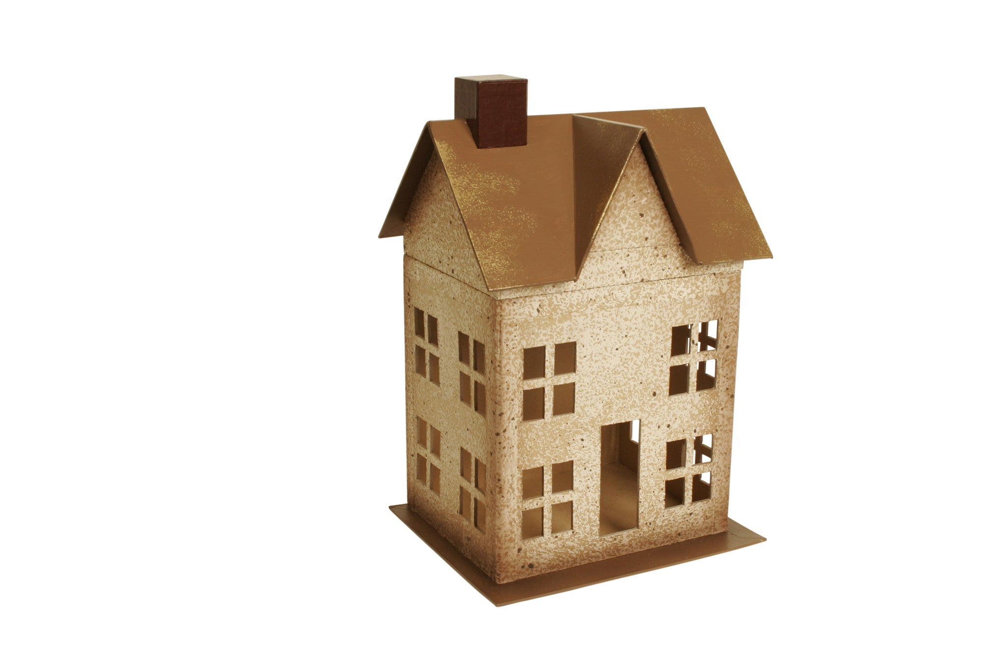 Novelty Paperboard House-Wald Imports