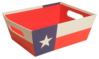"10"" Texas Theme Tray-Wald Imports"