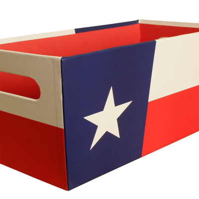 "13"" Texas Paperboard Tote-Wald Imports"