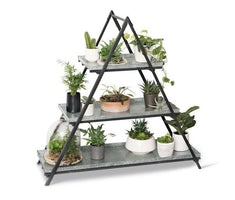 HOME DECOR Three Tier Garden Storage Shelf-Wald Imports