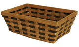 Large Tuscana Wood Chip Basket-Wald Imports