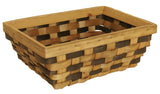 Medium Tuscana Wood Chip Basket
