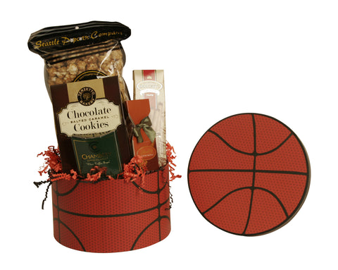 Hoops Paperboard Box-Wald Imports