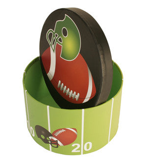 Football Paperboard Box