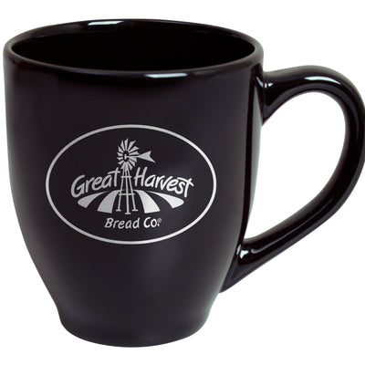 Coffee Mug, Black-Wald Imports