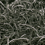 Spring-Fill Veryfine Cut Paper Shred, 10lbs Slate Gray-Wald Imports