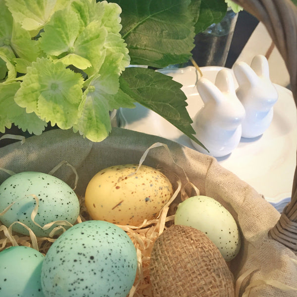 RUSTIC WHITE EASTER
