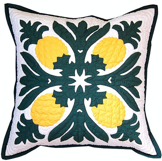 Pillow Cover - multi pineapple