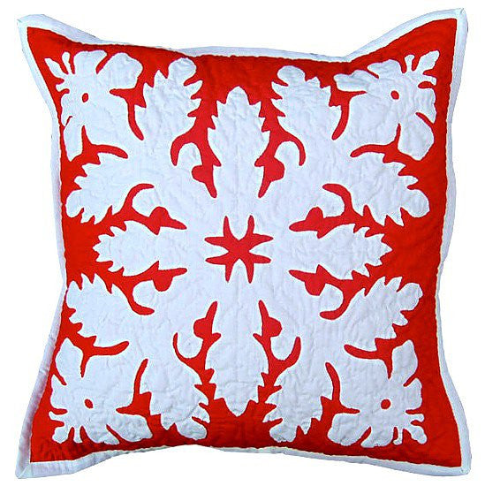 Pillow Cover - hibiscus