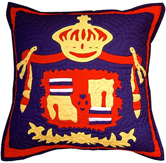 Pillow Cover - Hawaiian Crest