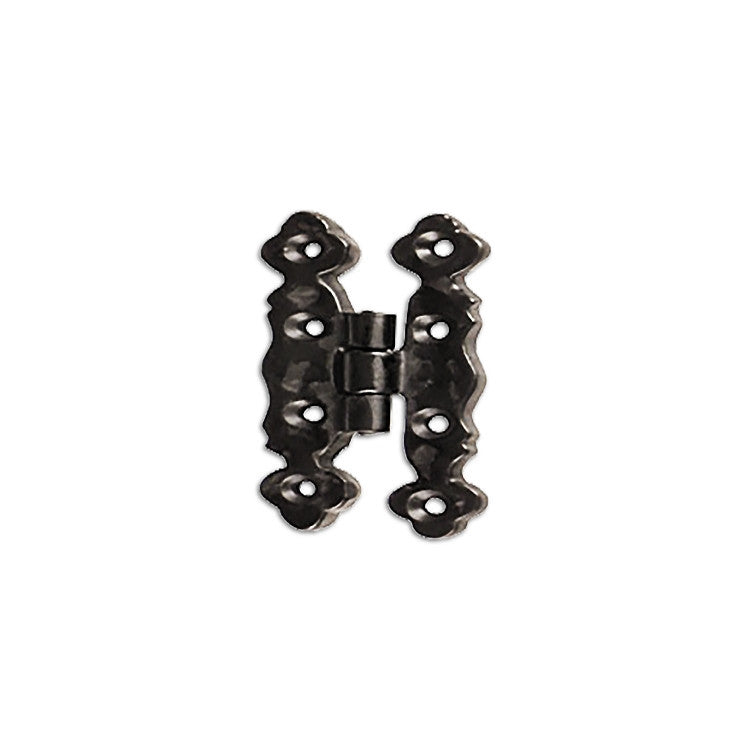 BLACK CLASSICAL Cabinet Hinge Product from RCH Hardware's Decorative CABINET HARDWARE Collection for interior decorating & home decor.