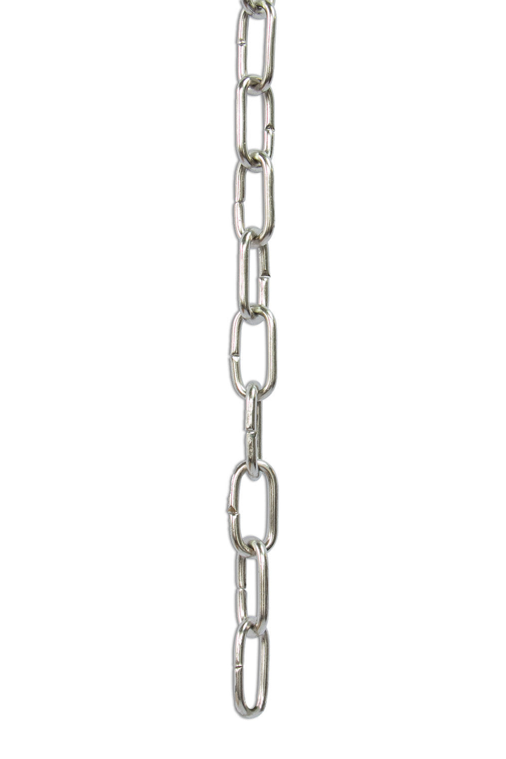 POLISHED NICKEL [Chain 07] Standard Link Chandelier Chain Product from RCH Hardware's Decorative CHANDELIER CHAIN Collection for interior decorating & home decor. - 2