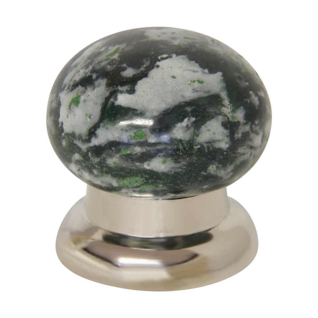 Green Moss Cabinet Knob GMMR-36NQ, Antique Brass