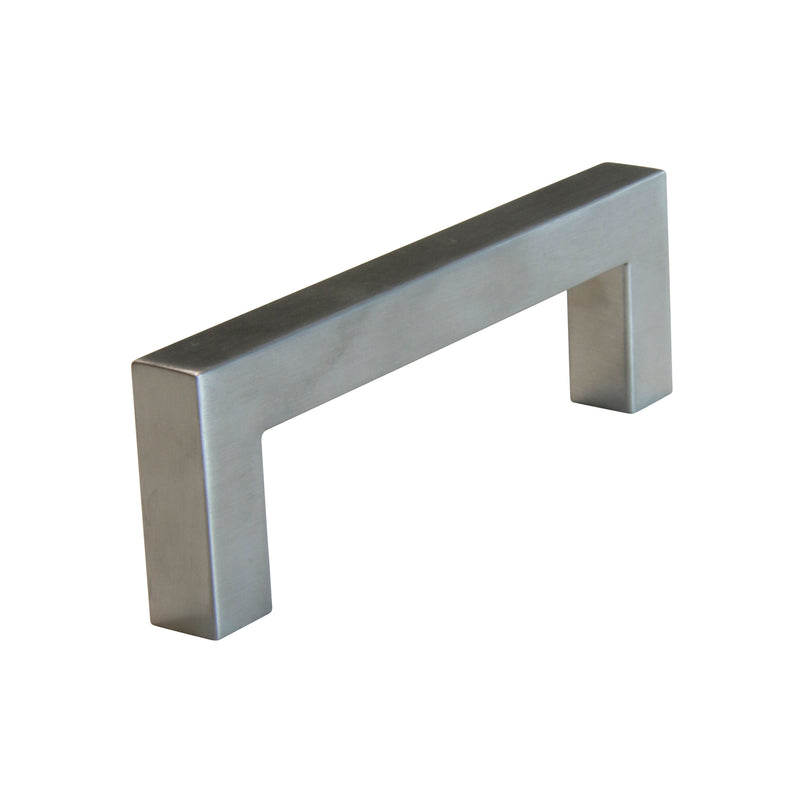 [Handle SS128] Stainless Steel Modern Industrial Handle Pull | 7 Sizes