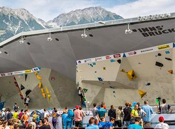 A Trip to Climbers' Paradise for the Youth World Climbing Championship