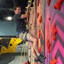 Climbing Gyms As the New Fitness Centers