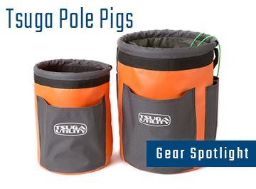 Gear Spotlight: Tsuga Pole Pigs