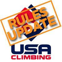USA Climbing Changes Rules to Include Auto Belays in Speed Climbing Competition