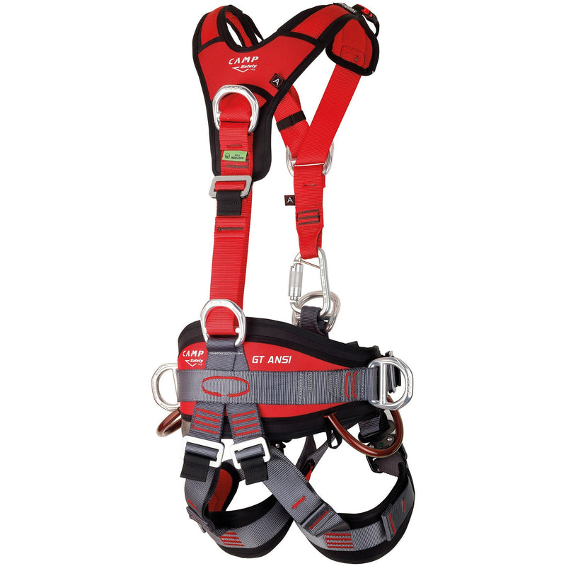 CAMP GT ANSI Full Body Harness - Aerial Adventure Tech