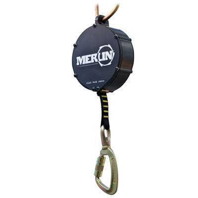 ISC Merlin Fall Arrest Block - Webbing - Aerial Adventure Tech