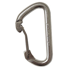 Gym Pro Bent Wire Gate Carabiner
