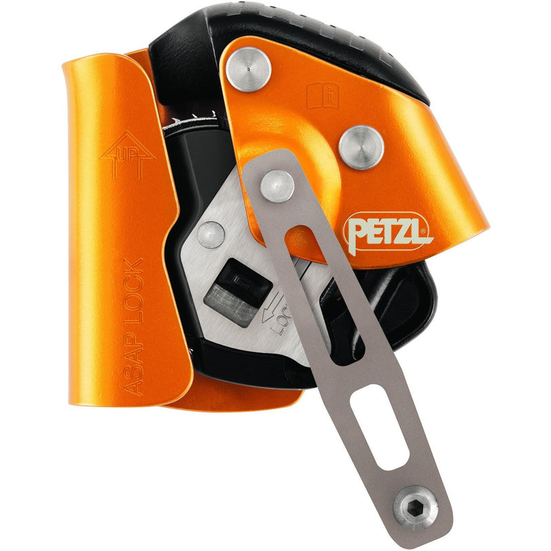 Petzl Asap Lock Fall Arrestor - Aerial Adventure Tech