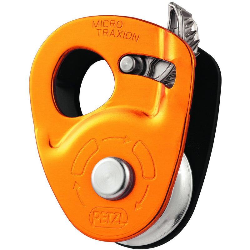 Petzl Micro Traxion Pulley - Aerial Adventure Tech