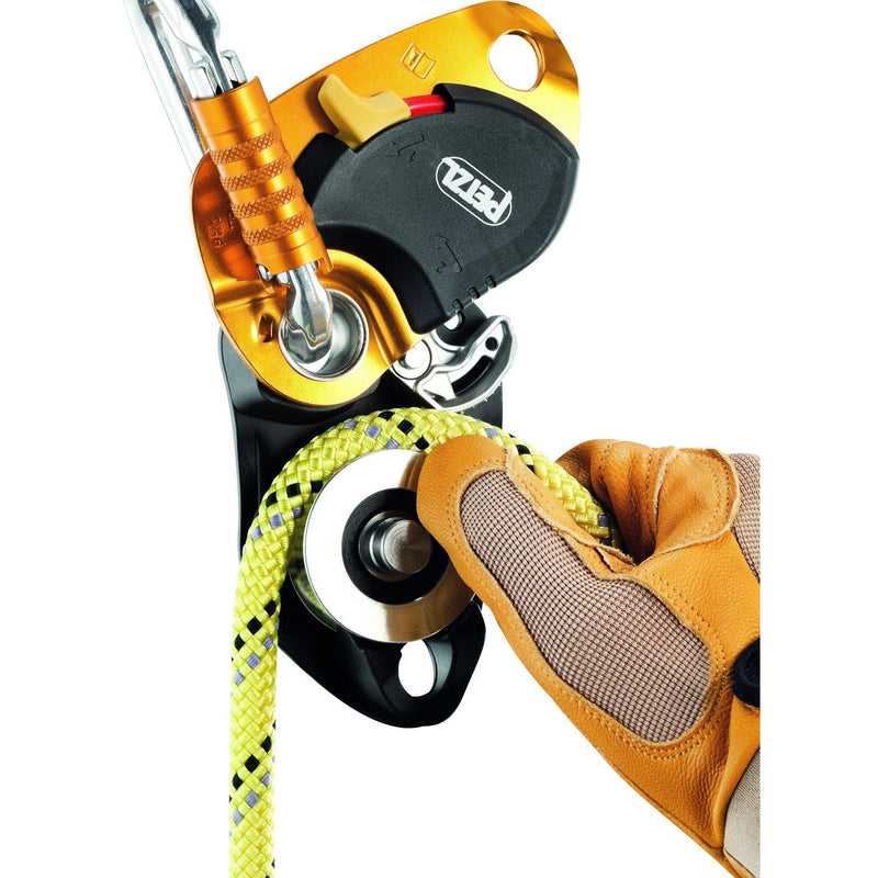 Petzl Pro Traxion Pulley - Aerial Adventure Tech