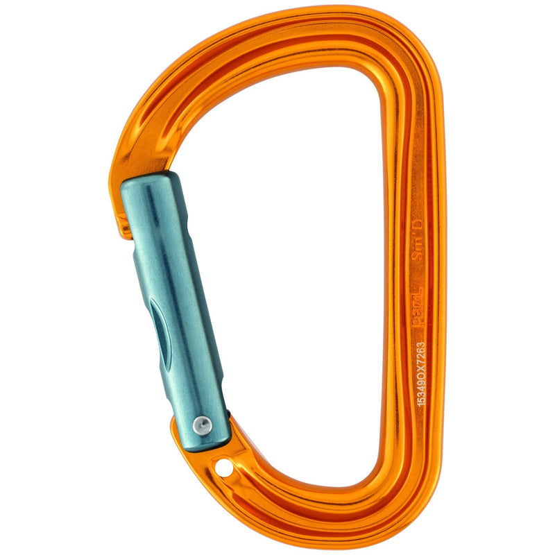 Petzl Sm'D Wall Carabiner - Aerial Adventure Tech