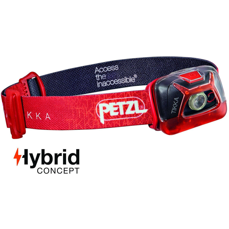 Petzl Tikka Headlamp - Aerial Adventure Tech