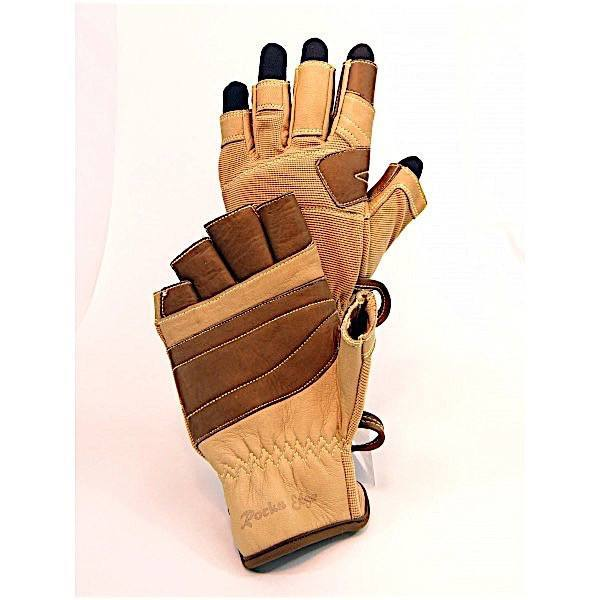 Rock's Edge Zip Line Pro Glove - Aerial Adventure Tech