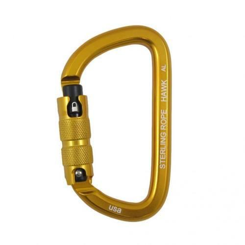 Sterling Rope Hawk Carabiner - Aerial Adventure Tech