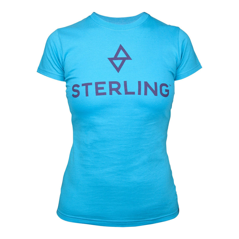Sterling Rope Women's Logo T-Shirt - Aerial Adventure Tech