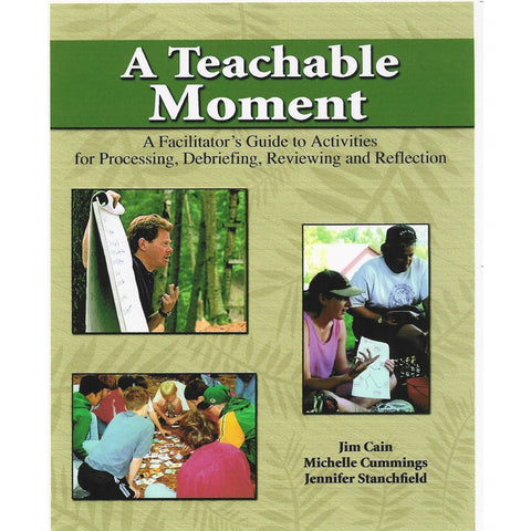 A Teachable Moment Book