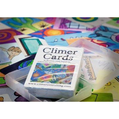 Training Wheels Climer Cards - Aerial Adventure Tech