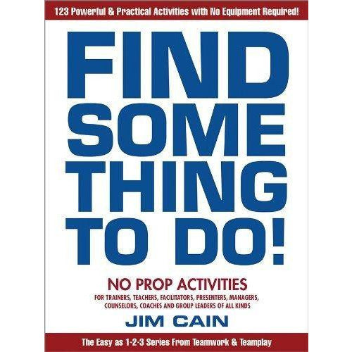 Find Something To Do Book