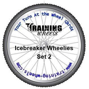 Training Wheels Icebreaker Wheelies - Set 2 - Aerial Adventure Tech