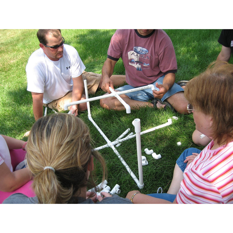 Training Wheels Teamplay Tubes - Aerial Adventure Tech