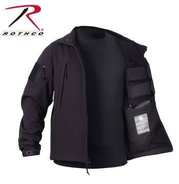 Clothing - Concealed Carry Soft Shell Jacket