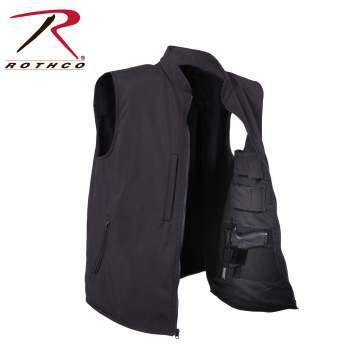 Clothing - Rothco Concealed Carry Soft Shell Vest
