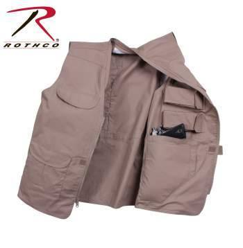 Clothing - Rothco Lightweight Professional Concealed Carry Vest